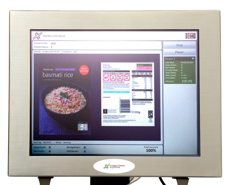 Packing Validation with Veribox
